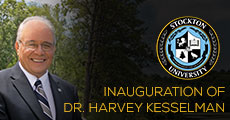 Inauguration of Dr. Harvey Kesselman