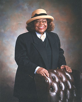 Photo of Dr. Vera King Farris