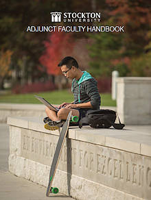 Adjuct Faculty Handbook Cover