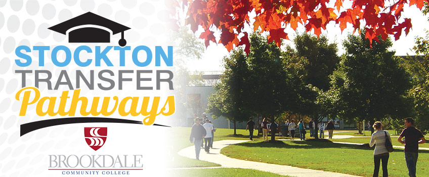 Stockton Transfer Pathways with Brookdale Community College