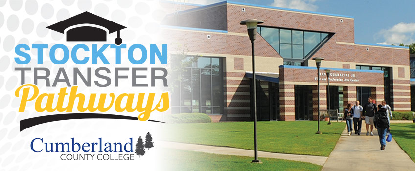 Stockton Transfer Pathways with Cumberland County College