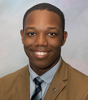 Deon Davis, Student Trustee Alternate