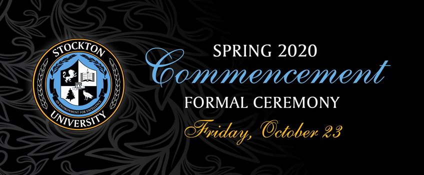 Spring 2020 Commencement Formal Ceremony