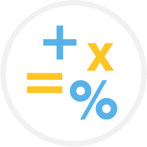 Quantitative Reasoning icon