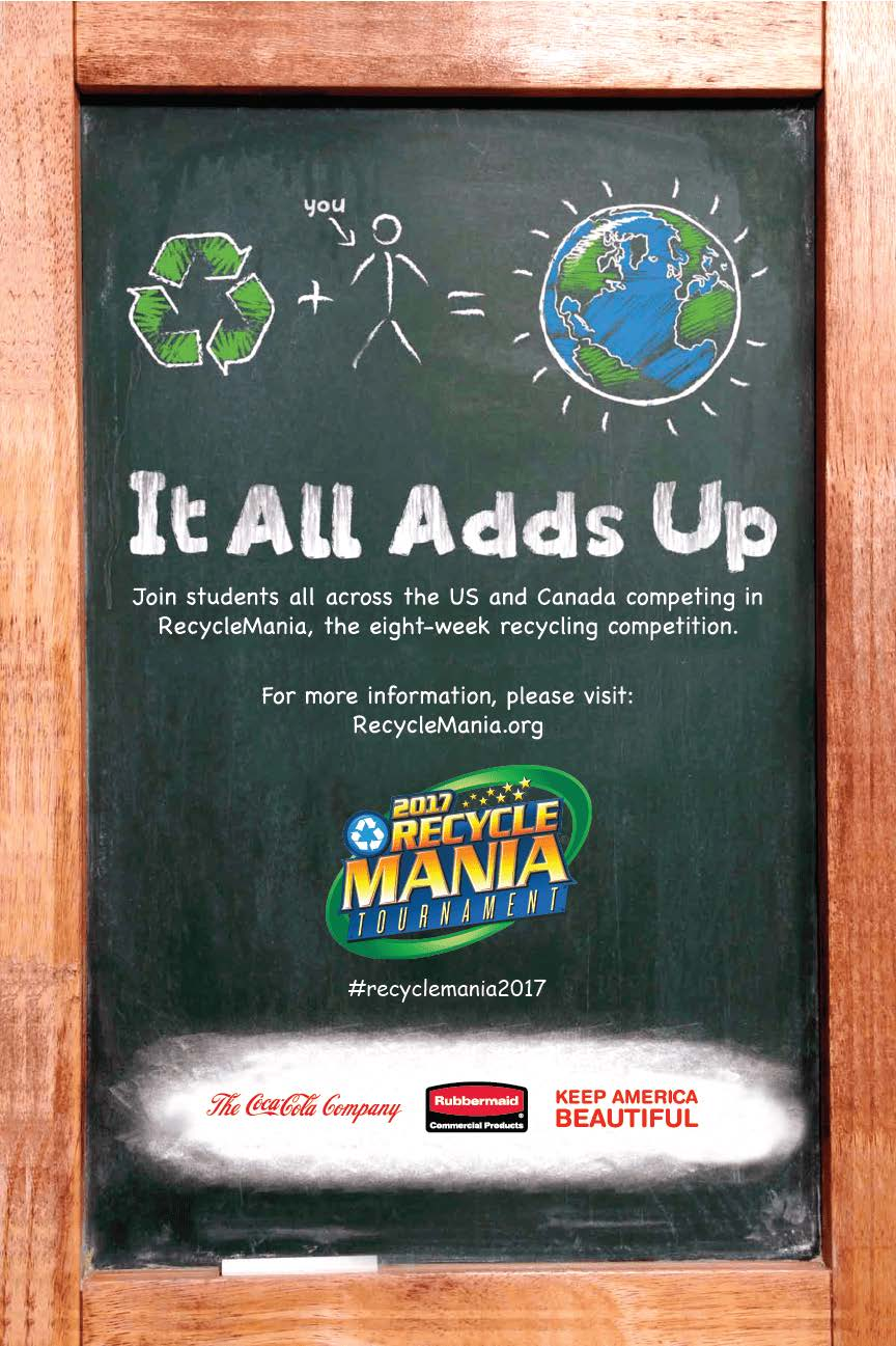 recycle mania