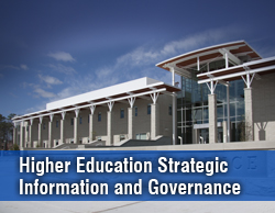 Higher Education Strategic Information and Governance