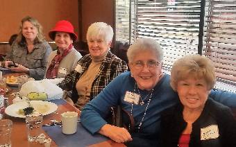 Retiree Luncheon 2017