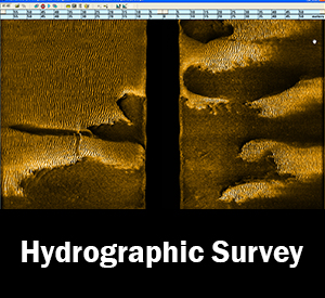 Image of hydrographic survey