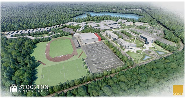 Sports Center Expansion - Athletics HUB 1 (Phase 1)