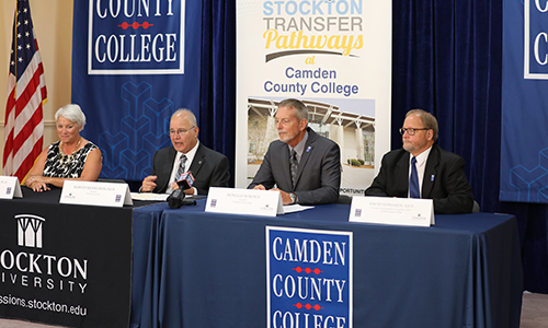 camden transfer pathways