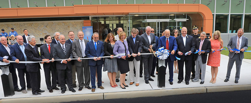 nartp ribbon cutting
