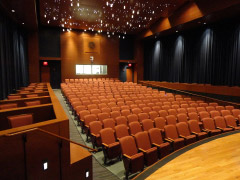 Inside the Campus Center Theater