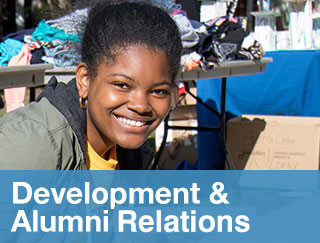 Development & Alumni Relations
