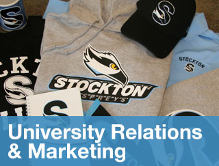 Univeristy Relations & Marketing