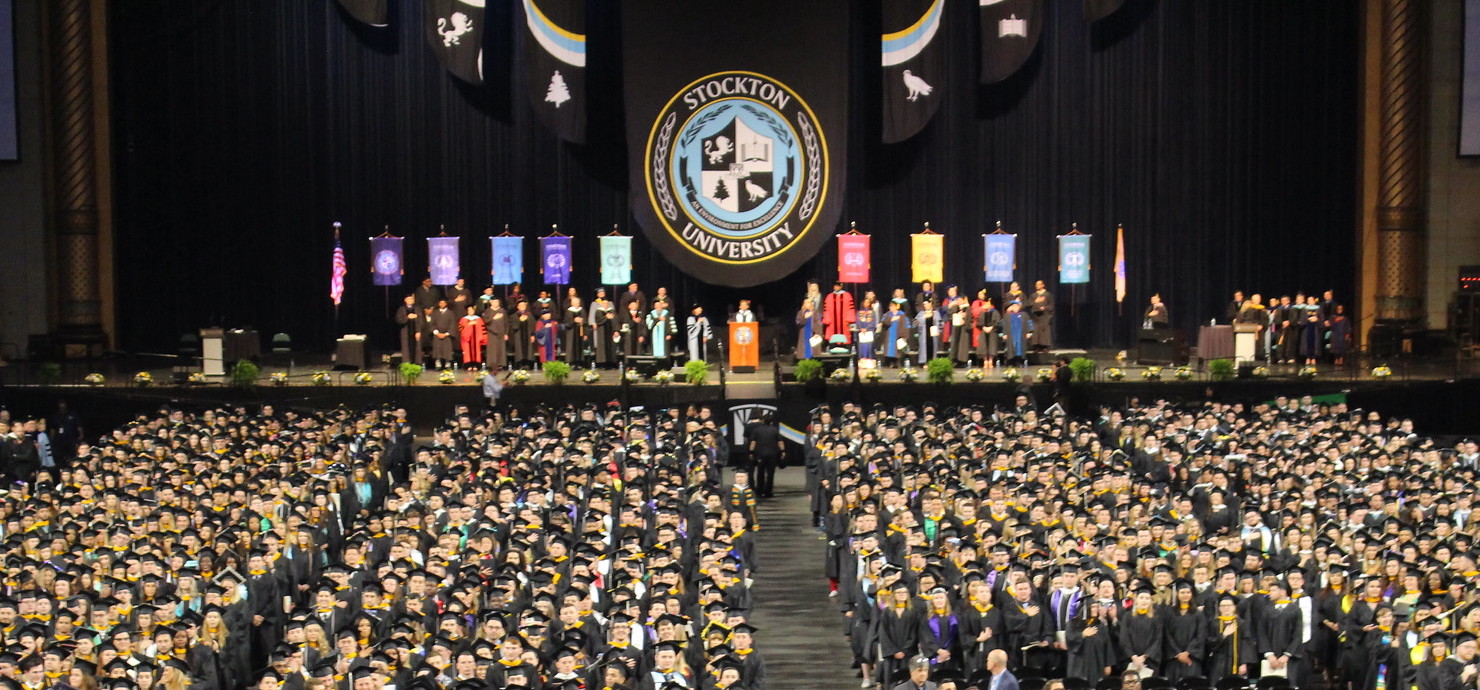Commencement 2019 - Atlantic City