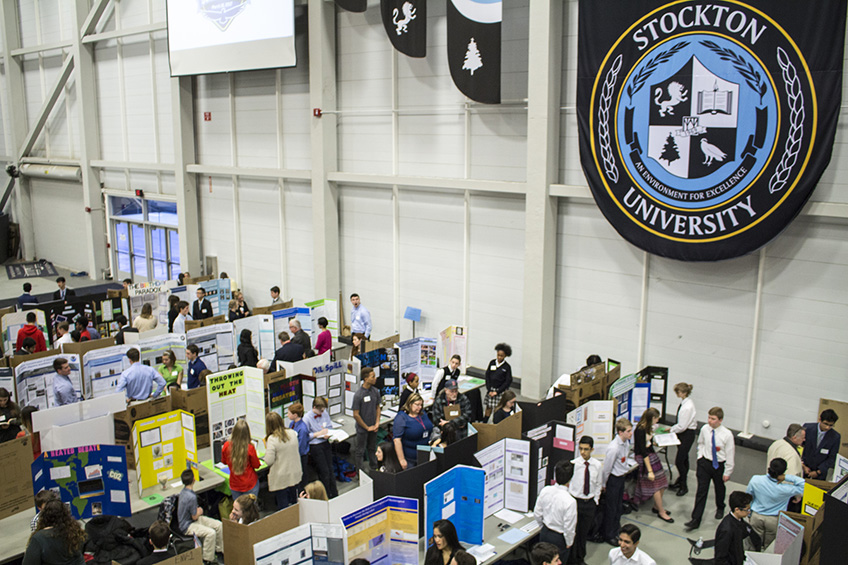 Image of the Jersey Shore Science Fair 2017
