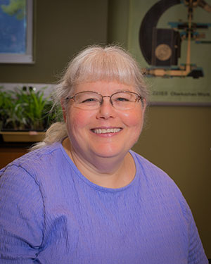 Image of Stockton University Professor of Biology, Dr. Karen York