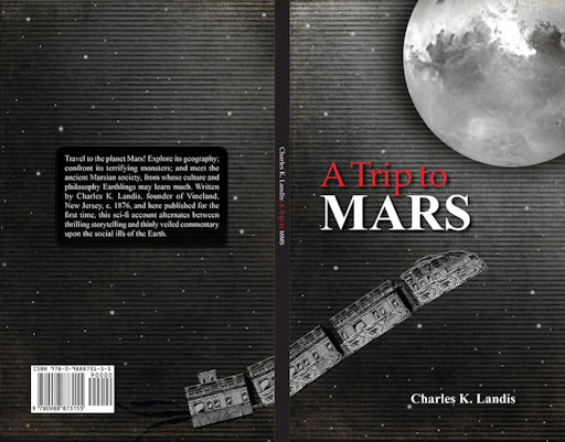 A Trip to Mars Book Cover