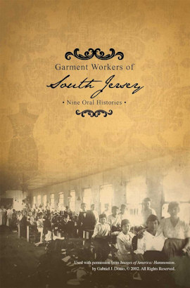 Garment Workers of South Jersey - Book Cover
