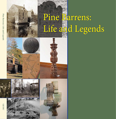 Pine Barrens: Life and Legends - Book Cover