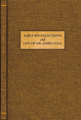 Early Recollections and Life of Dr. James Still - Cover