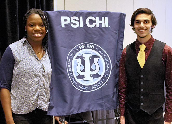 PHI CHI Students