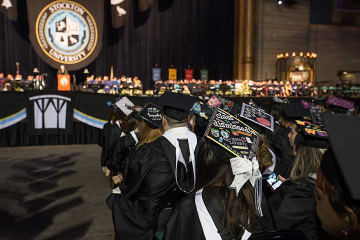Commencement at Boardwalk Hall